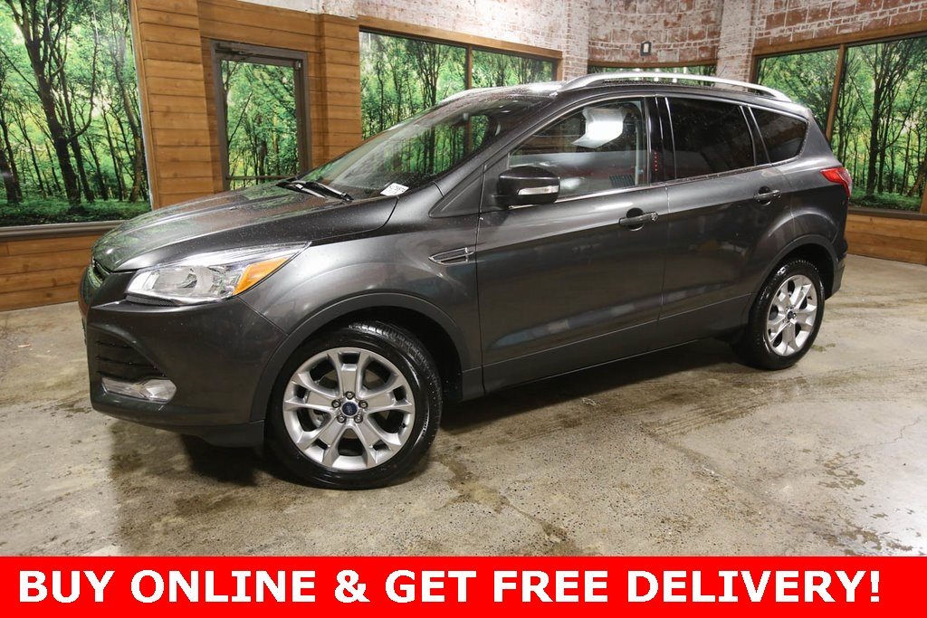 Pre-Owned 2016 Ford Escape Titanium 1-Owner, Leather Heated Seats