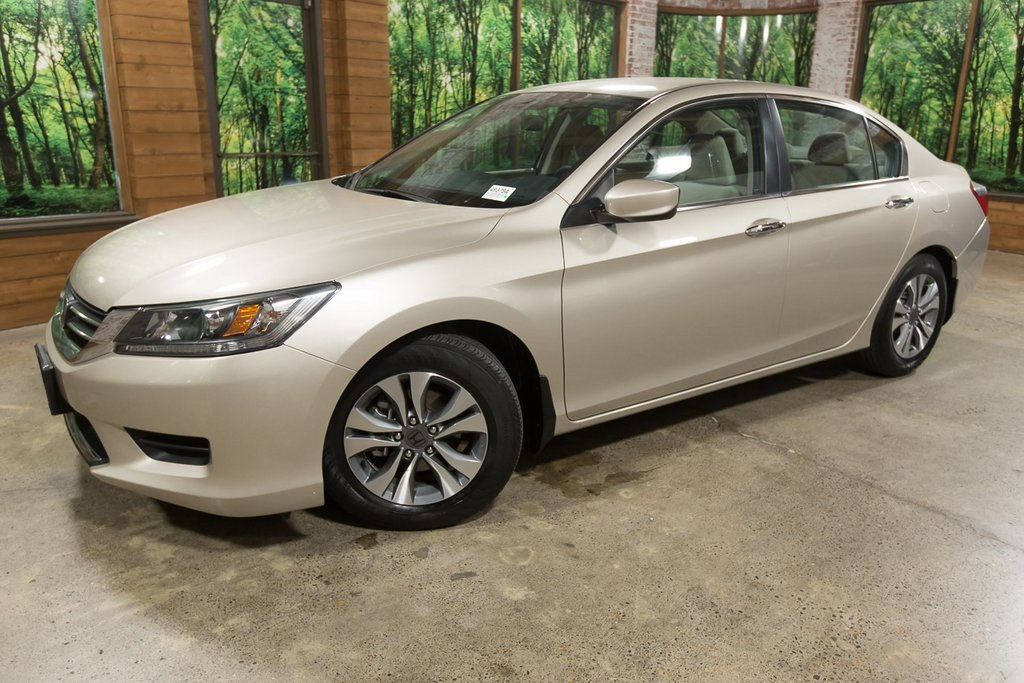 Pre Owned 2013 Honda Accord LX 1 Owner, Super Low Miles!