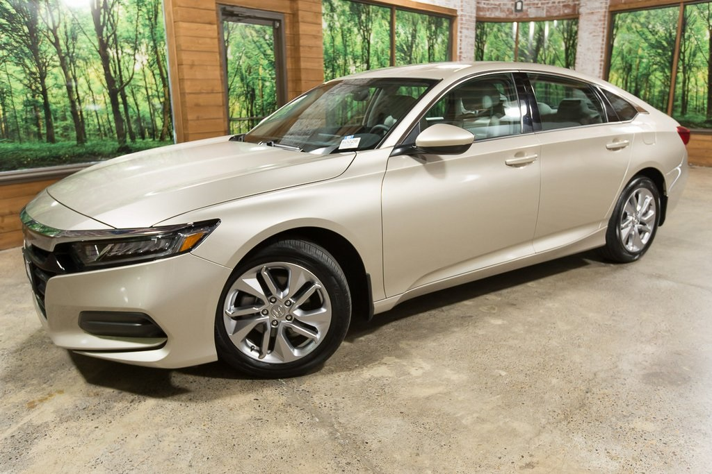 Certified Pre-Owned 2018 Honda Accord LX Certified, 1-Owner