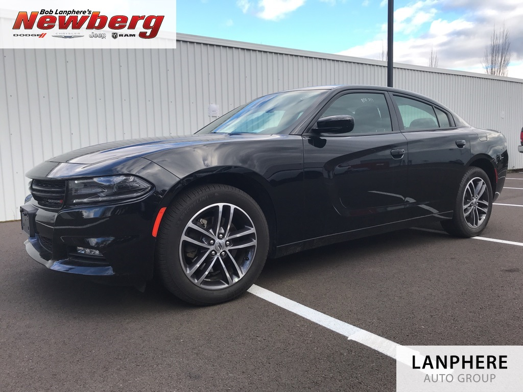 Certified Pre-Owned 2019 Dodge Charger SXT AWD, Clean Carfax, Back Up Camera, Certified!
