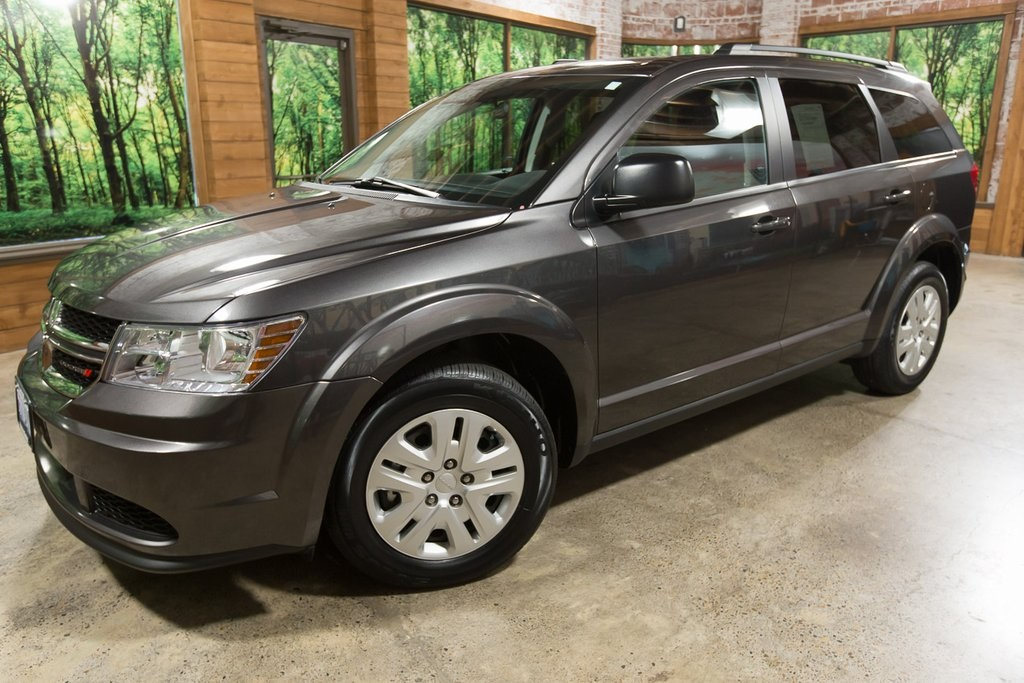 Certified Pre-Owned 2017 Dodge Journey SE One Owner, Back Up Camera, Certified!