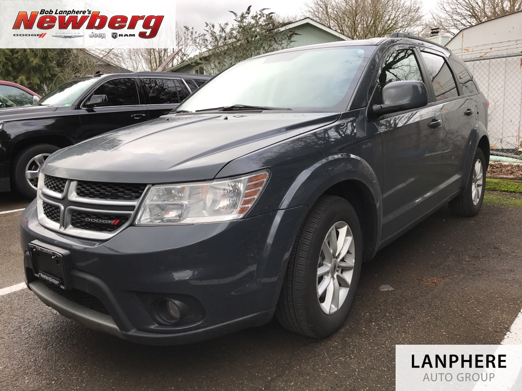 Certified Pre-Owned 2018 Dodge Journey SXT Clean Carfax,One Owner, Certified!