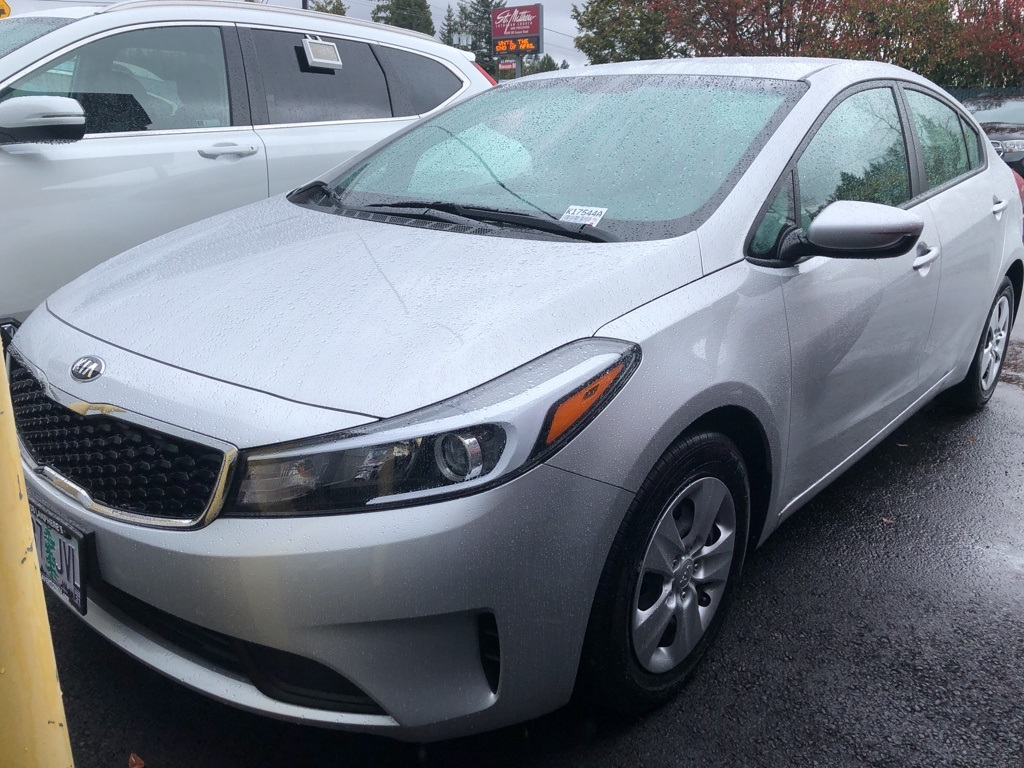 Certified Pre-Owned 2017 Kia Forte LX 1-Owner, CERTIFIED