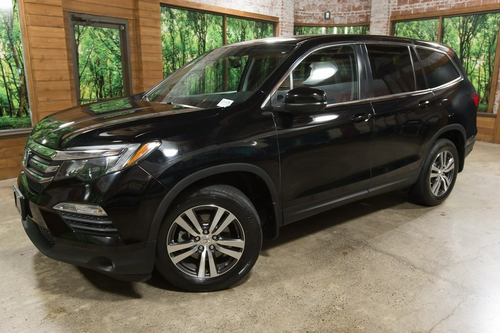 Pre-Owned 2016 Honda Pilot EX-L One Owner, No Accidents, Leather