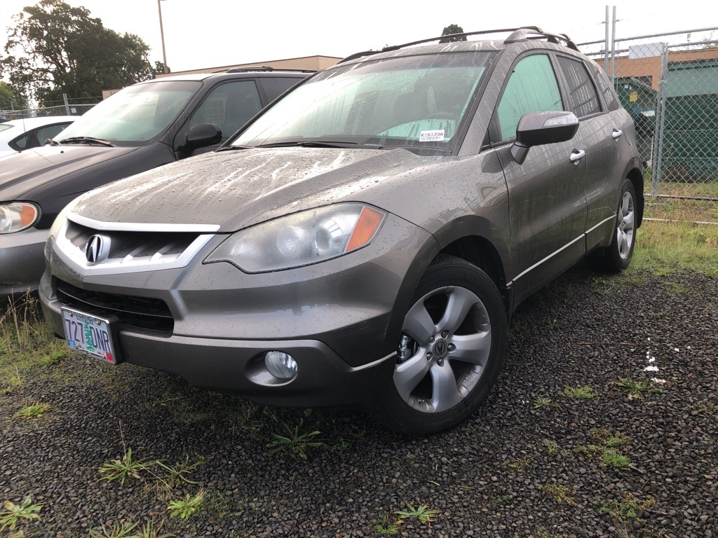 Pre-Owned 2008 Acura RDX Base AWD, 1-Owner, Sunroof, Leather Heated Seats