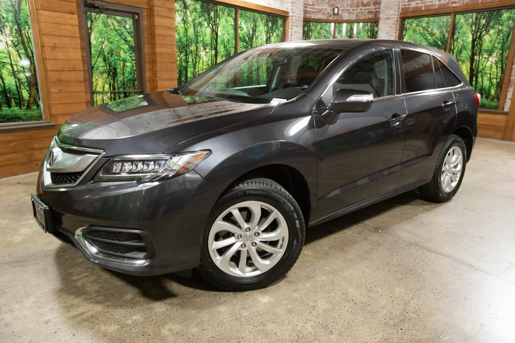 Pre-Owned 2016 Acura RDX SH-AWD, LOADED, 1-OWNER w/ SUNROOF