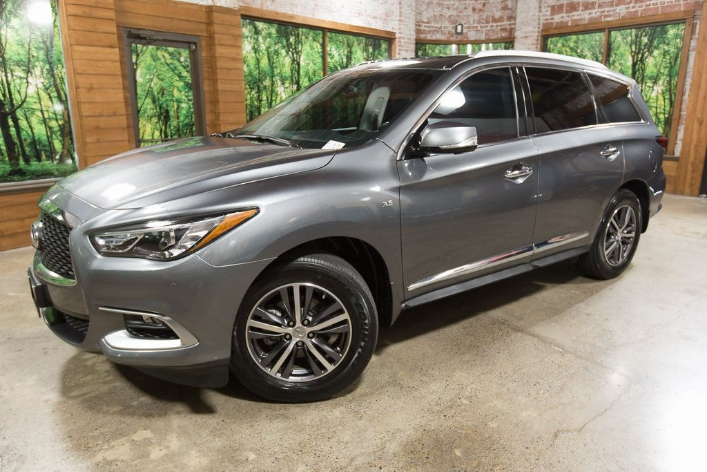 Certified Pre-Owned 2016 INFINITI QX60 AWD, Premium Package, Premium Plus Package