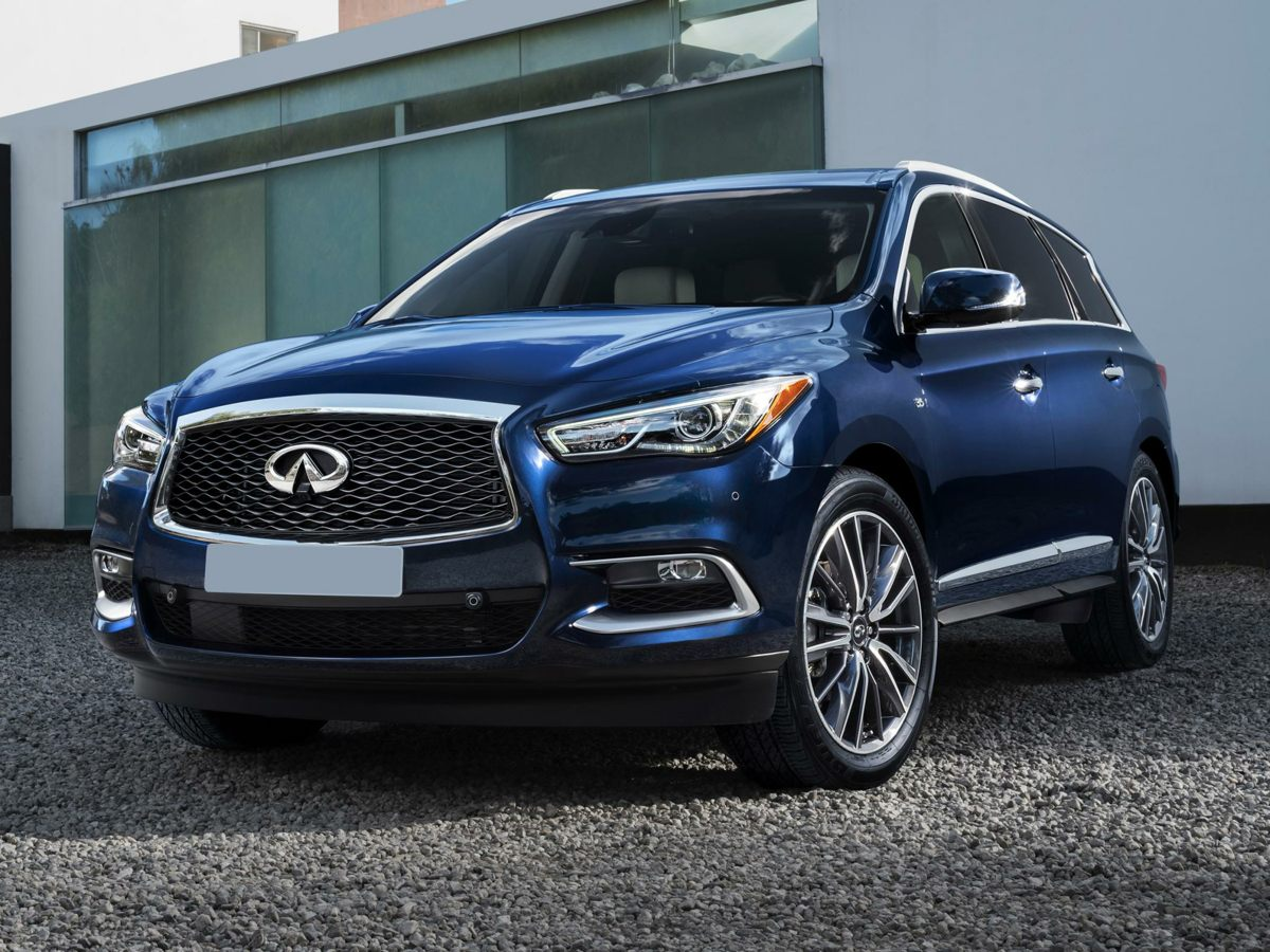 Certified Pre-Owned 2019 INFINITI QX60 LUXE AWD, Essential Pkg, Sunroof, CERTIFIED
