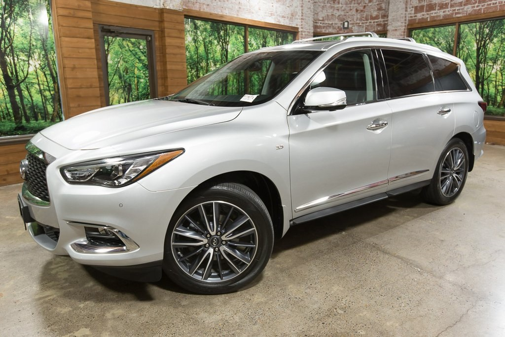 Certified Pre-Owned 2017 INFINITI QX60 AWD, Theatre Pkg, Tech Pkg, Navigation, CERTIFIED