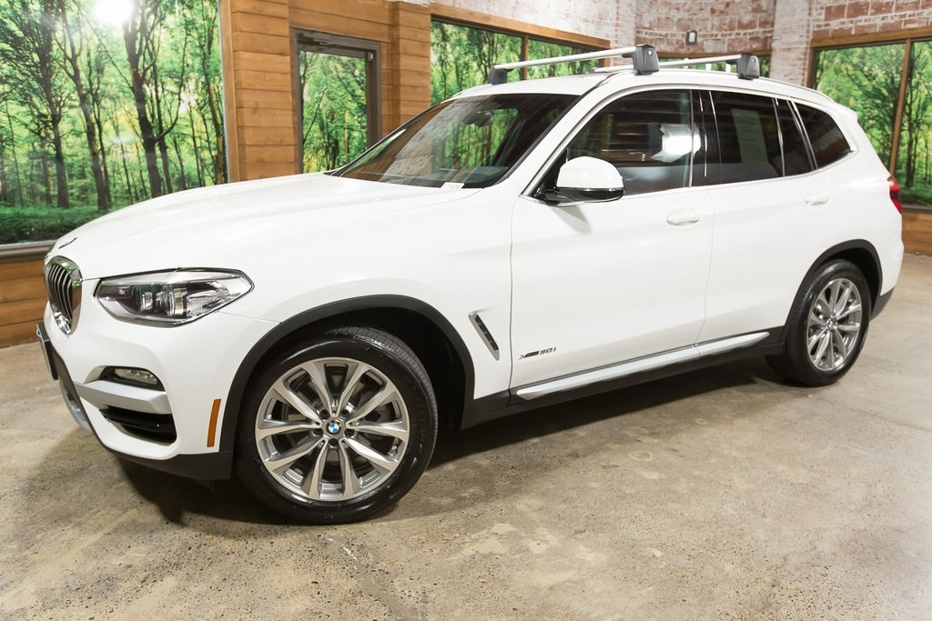 Pre-Owned 2018 BMW X3 xDrive30i AWD, Convenience Pkg, Panoramic Sunroof, Navi