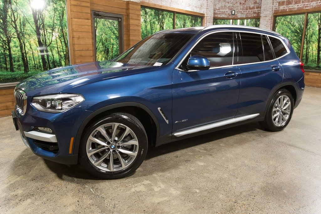 Pre-Owned 2018 BMW X3 xDrive30i AWD, Driver Assist Pkg, Panoramic Sunroof