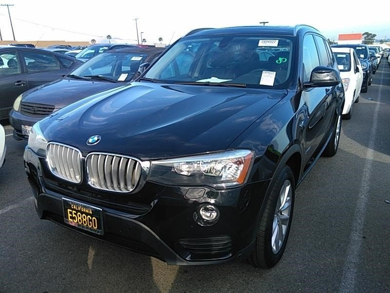 Pre-Owned 2017 BMW X3 xDrive28i AWD, 1-Owner, Premium Pkg, Driver Assist Pkg