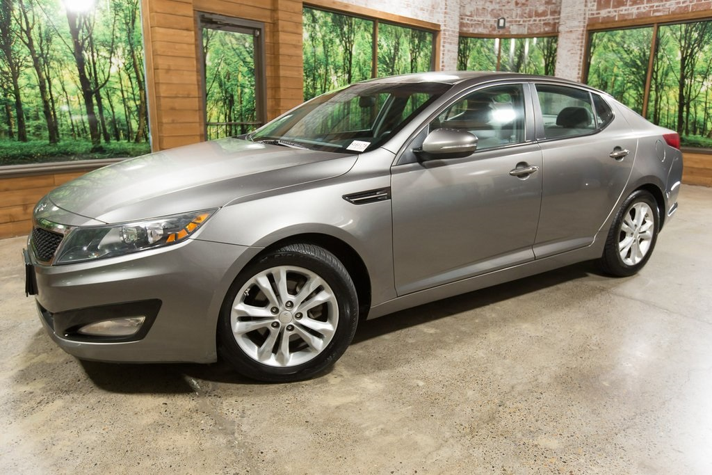 Power Auto Group >> Pre Owned 2012 Kia Optima Lx Clean Carfax Title Automatic Power Group A C
