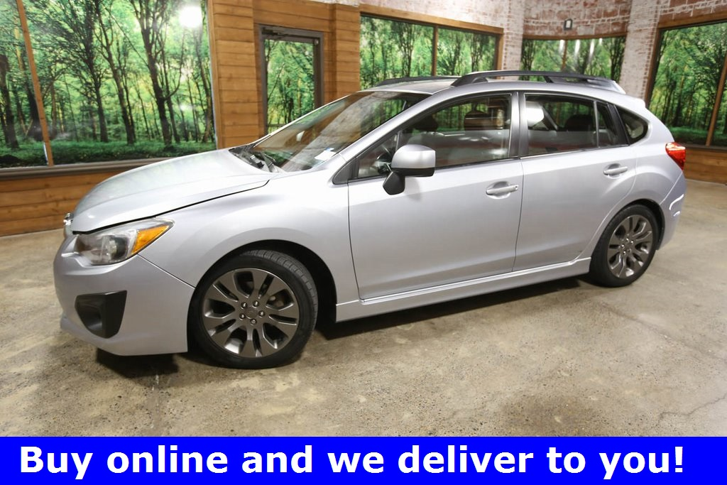 Pre-Owned 2013 Subaru Impreza 2.0i Sport Limited AWD, Backup Camera, Sunroof, Navigation