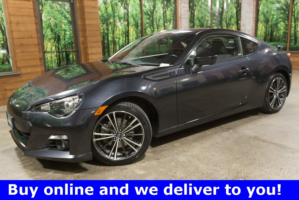 Pre-Owned 2016 Subaru BRZ Limited with Heated Seats