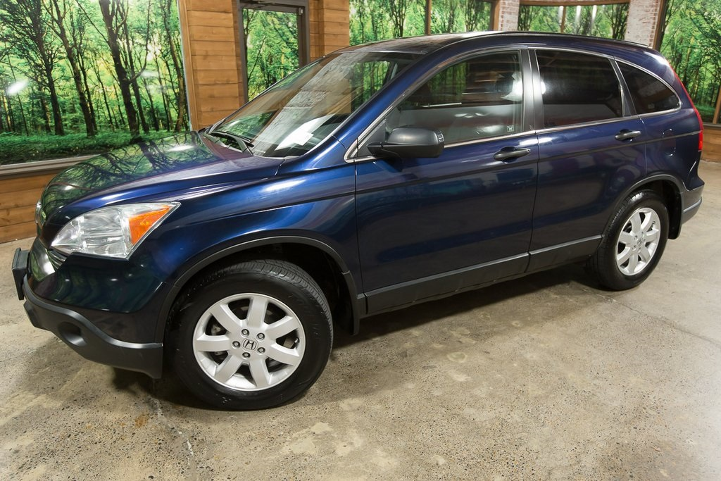 Pre-Owned 2007 Honda CR-V EX AWD, 1-Owner, Sunroof