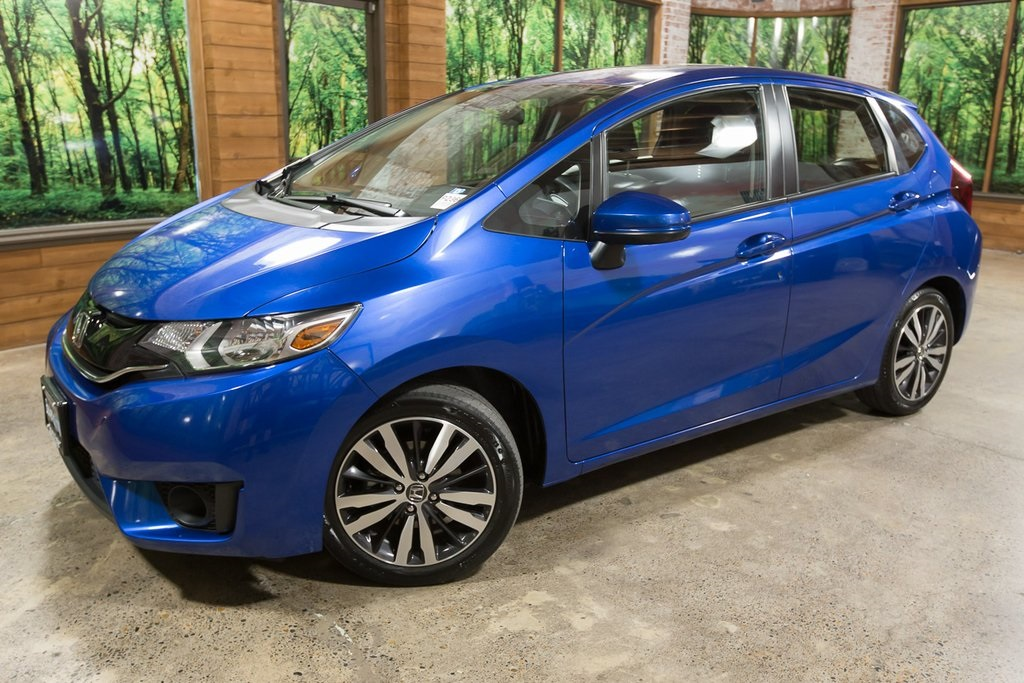 Certified Pre-Owned 2016 Honda Fit EX Certified, 1-Owner, Sunroof