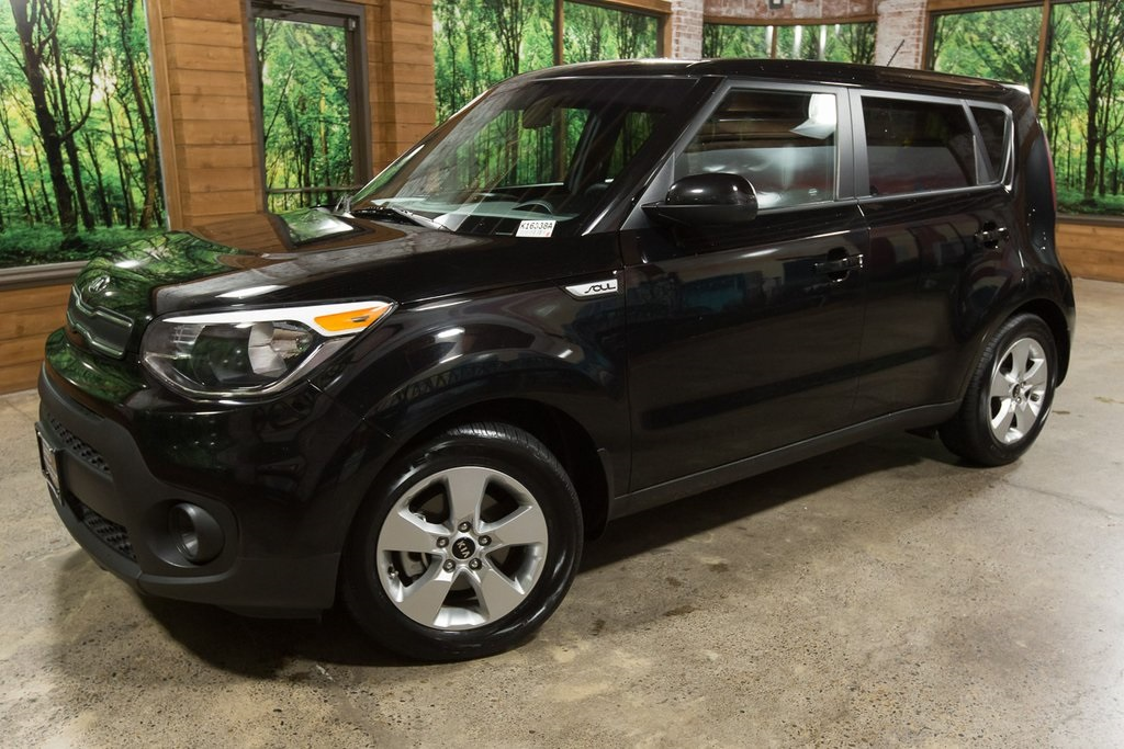 Certified Pre-Owned 2017 Kia Soul Base Automatic, Certified !!!