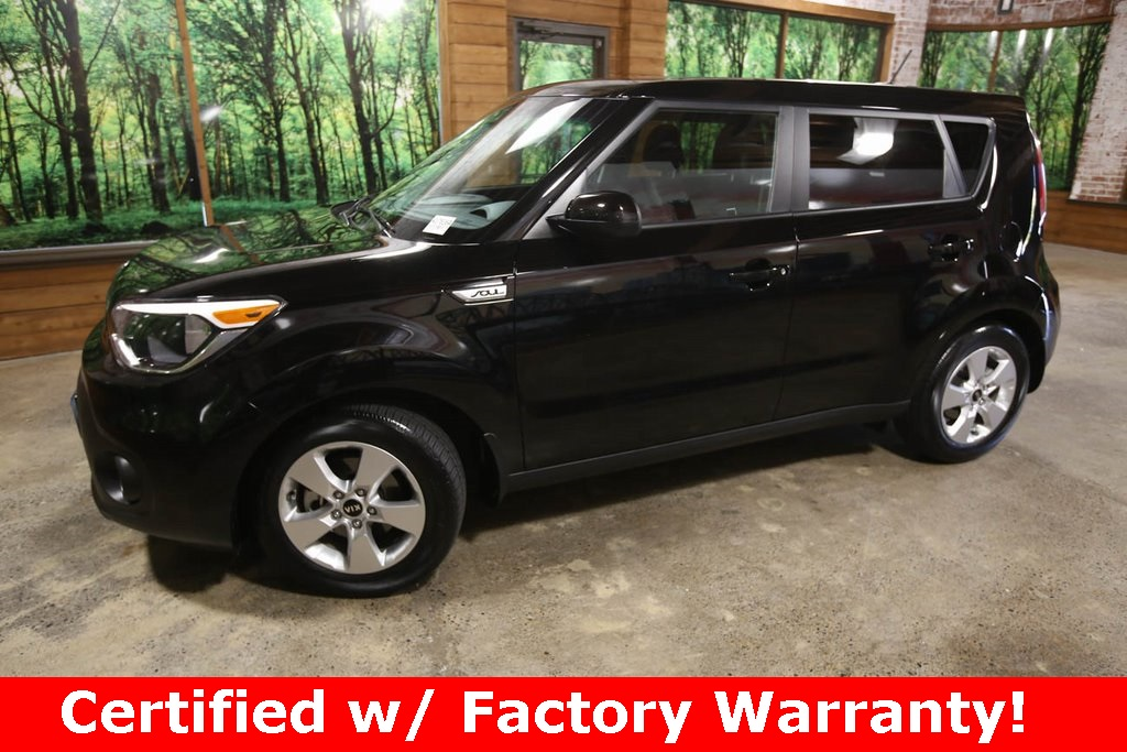 Certified Pre-Owned 2017 Kia Soul Base 1-Owner, CERTIFIED