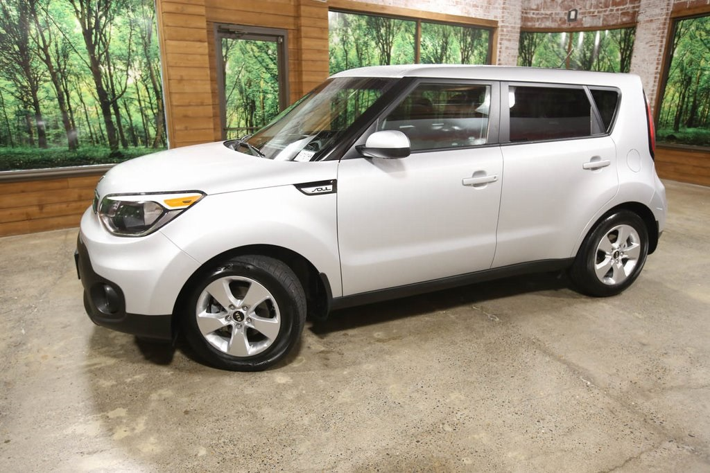 Certified Pre-Owned 2018 Kia Soul Base CERTIFIED, Convenience Pkg, Automatic Transmission
