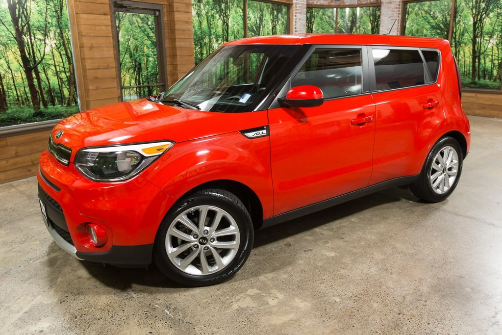 Pre-Owned 2017 Kia Soul Plus Back Up Camera, Bluetooth, Alloys, Factory Warran