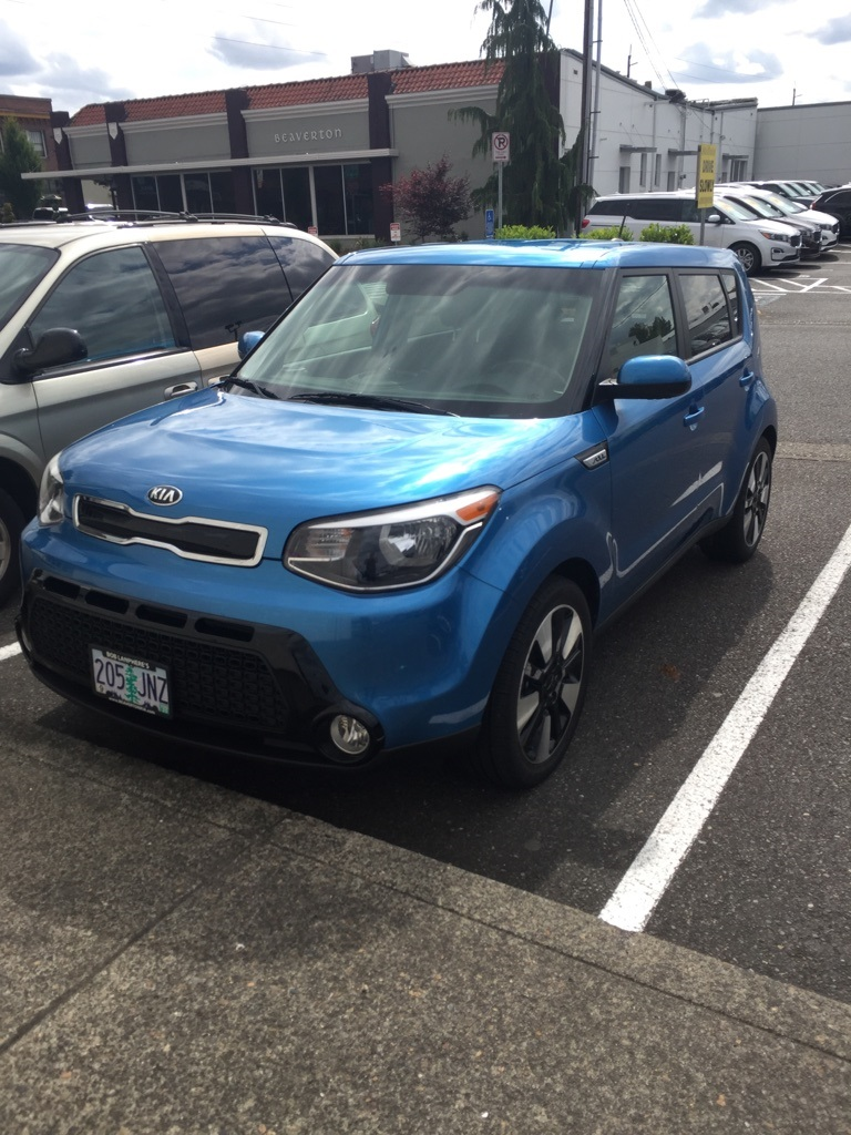 Certified Pre-Owned 2016 Kia Soul Plus 1-Owner, Certified, Designer's Package, Local Car