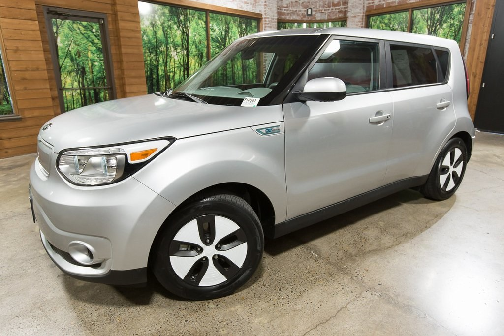 Certified Pre-Owned 2016 Kia Soul EV Base 1-Owner, Certified, Heated Seats, 120 CIty MPG