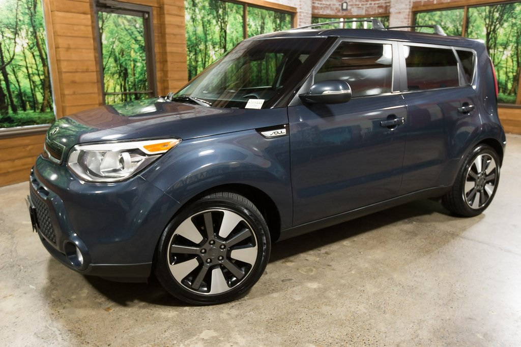 Pre-Owned 2015 Kia Soul Exclaim Clean Carfax, Automatic