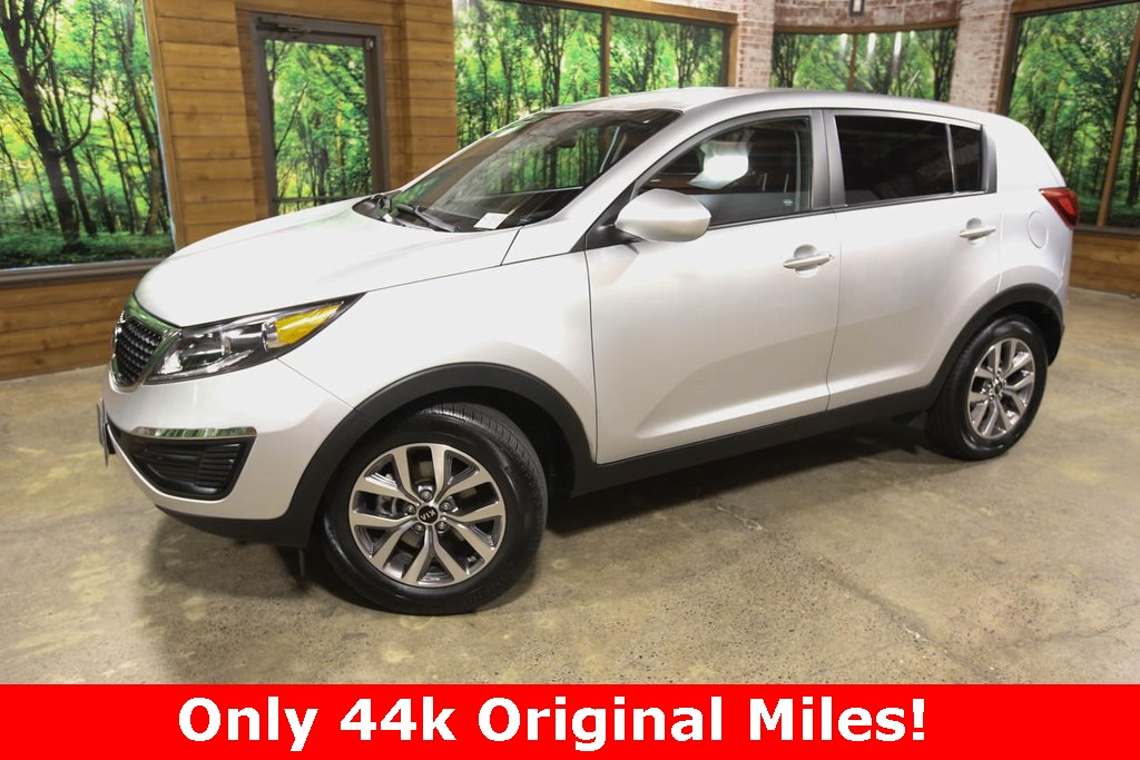 Pre-Owned 2014 Kia Sportage LX 1-Owner, Clean Carfax