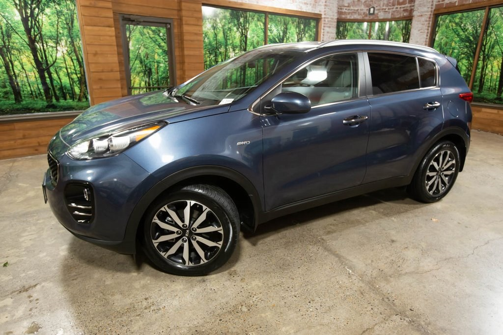 Certified Pre-Owned 2017 Kia Sportage EX AWD, 1-Owner, CERTIFIED