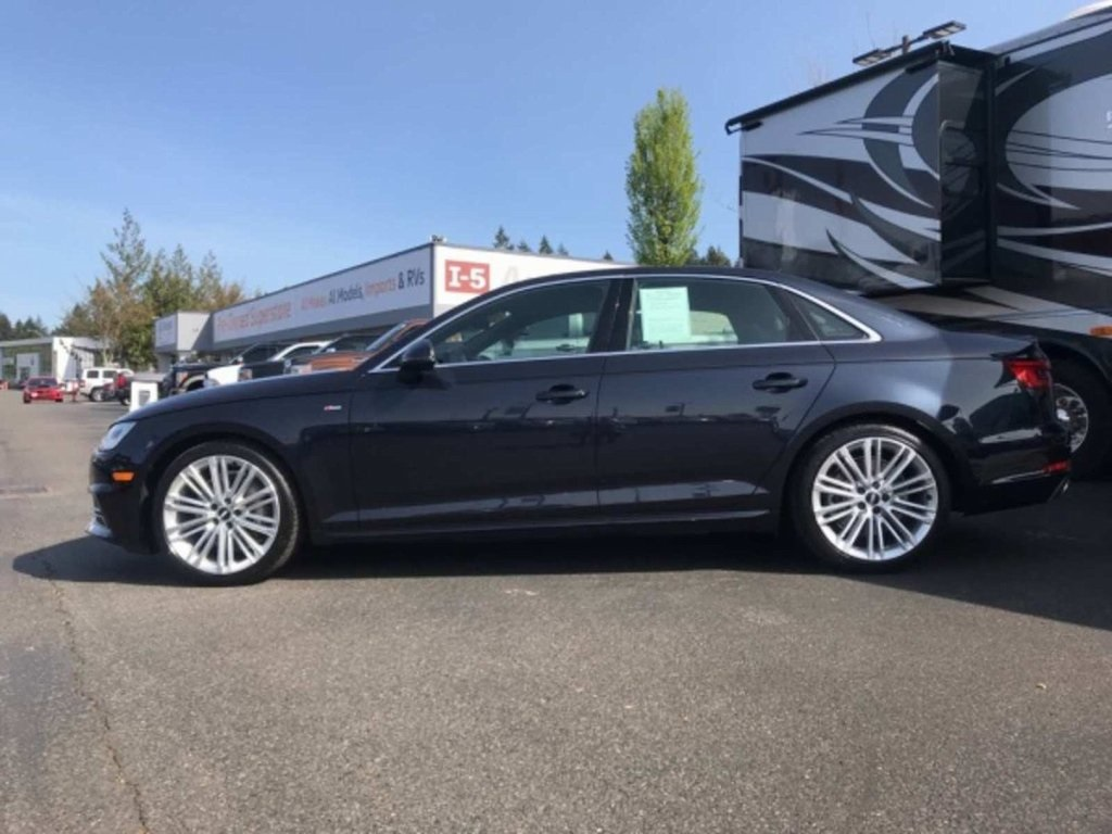 Pre-Owned 2017 Audi A4 2.0T Premium Plus quattro