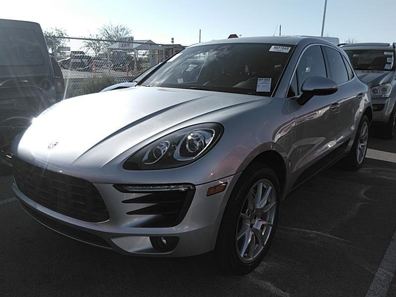 Pre-Owned 2017 Porsche Macan S AWD, 1-Owner, Premium Plus Package, Navigation