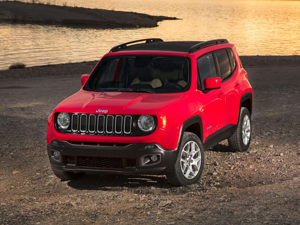 Pre-Owned 2017 Jeep Renegade Sport Clean Carfax, 1-Owner, Power/Air Group, Automatic