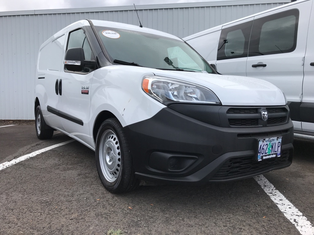 Pre-Owned 2018 Ram ProMaster City Tradesman CARGO, 1-OWNER, CLEAN CARFAX