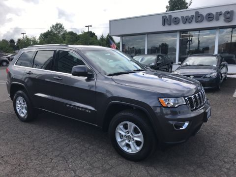 Certified Pre-Owned 2017 Jeep Grand Cherokee Laredo 4WD, Clean Carfax, CERTIFIED