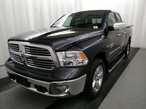 "Pre-Owned 2017 Ram 1500 SLT 1-Owner w/ 20"" Wheels & LOW MILEAGE"