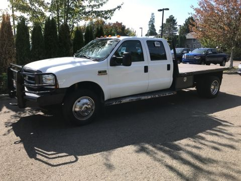 Pre-Owned 2003 Ford F-550SD XL DRW