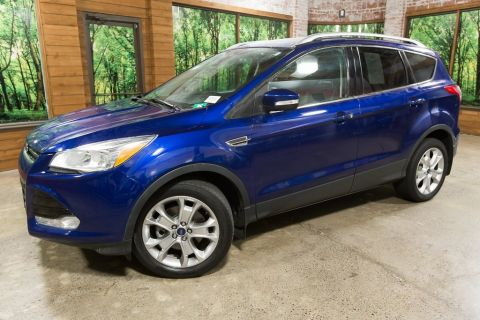 Pre-Owned 2016 Ford Escape Titanium AWD, Panoramic Sunroof, Navigation, EcoBoost