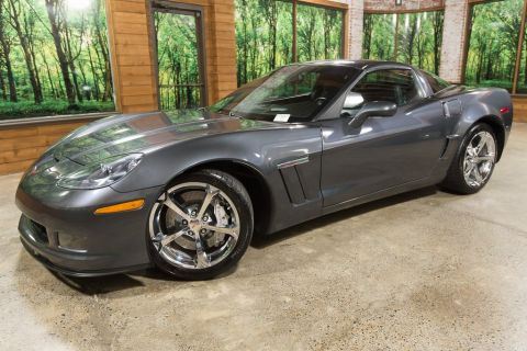 Pre-Owned 2011 Chevrolet Corvette Grand Sport Coupe, 23k Miles, Automatic, Heritage Pkg