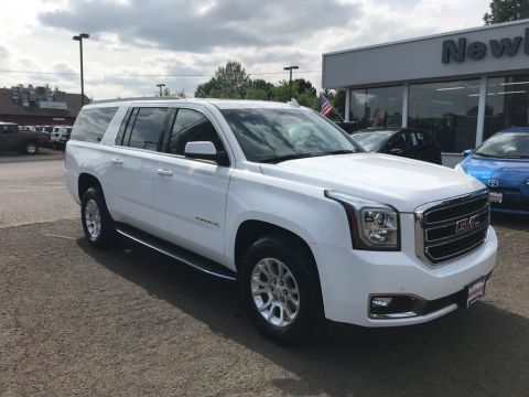 Pre-Owned 2017 GMC Yukon XL SLT 4WD, Sunroof, Leather Heated Seats