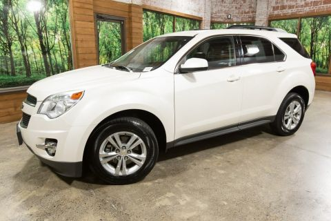 Pre-Owned 2014 Chevrolet Equinox LT 2LT