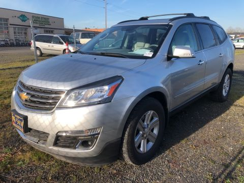 Pre-Owned 2013 Chevrolet Traverse 2LT 2LT