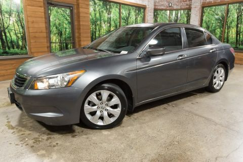 Pre-Owned 2009 Honda Accord EX-L 2.4