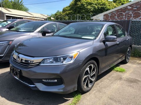 Certified Pre-Owned 2017 Honda Accord EX 1-Owner, CERTIFIED, Sunroof