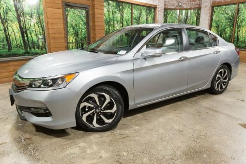 Certified Pre-Owned 2017 Honda Accord EX CERTIFIED, 1-Owner, Sunroof