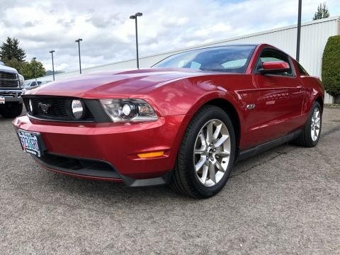 Pre-Owned 2011 Ford Mustang GT Premium 5.0-Liter V8, Panoramic Glass Roof, Navigation