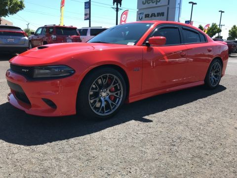 Certified Pre-Owned 2016 Dodge Charger SRT 392 1-Owner, Tech Group, Sunroof, CERTIFIED
