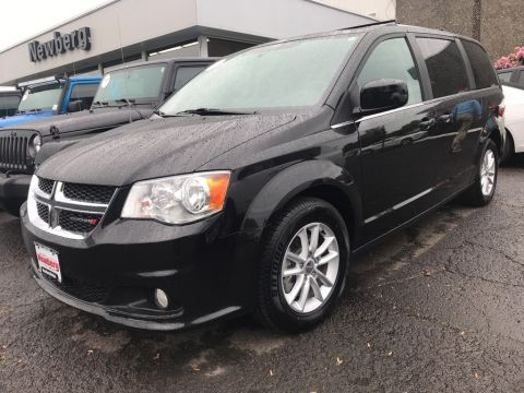 Certified Pre-Owned 2018 Dodge Grand Caravan SXT 1-Owner, Stow-n-Go, CERTIFIED