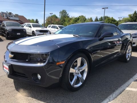 Pre-Owned 2013 Chevrolet Camaro 2LT RS, Navigation, 20-Inch Wheels, Leather Htd Seats