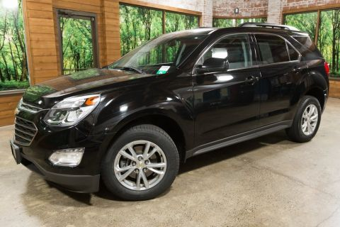 Pre-Owned 2016 Chevrolet Equinox LT All-Wheel-Drive